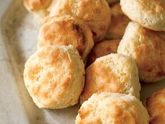 Our Favorite Buttermilk Biscuit   After baking hundreds of biscuits, our Test Kitchen landed on this winning recipe for Our Favorite Buttermilk Biscuit. This no-fail biscuit recipe will impress new cooks and old pros alike.