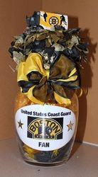 Boston Bruins Vase