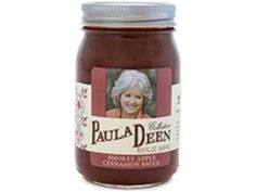 12-oz. Smokey Apple Cinnamon Sauce by Paula Deen by Paula Deen at Cooking.com #holidaycooking
