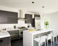 Mid Century Modern Kitchens Design, Pictures, Remodel, Decor and Ideas - page 38