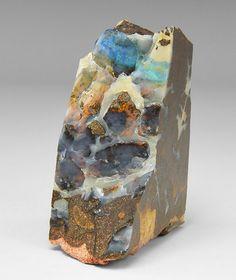 Opal in Sandstone - Australia                                                                                                                                                      More
