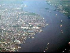 Pontianak is capital city of West Kalimantan, Indonesia