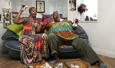 Gogglebox has made viewers such as Sandy and Sandra from Brixton a hit with audiences of all ages. Photograph: Channel 4