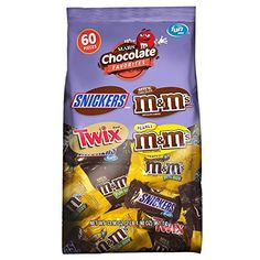 MARS Chocolate Favorites Fun Size Candy Bars Variety Mix 33.9-Ounce 60-Piece Bag >>> Want to know more, click on the image.-It is an affiliate link to Amazon.