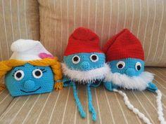 Printable Smurf Hat Crochet Pattern | Share