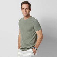 Men's SONOMA Goods for Life™ Flexwear Classic-Fit Stretch Tee, Size: