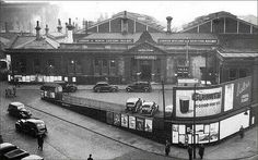 Leeds central station in the Old Pictures, Old Photos, Leeds England, Leeds City, Disused Stations, Industrial Architecture, Central Station, West Yorkshire, Old West