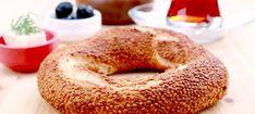 Κουλούρι Θεσσαλονίκης Greek Cooking, Deli, Bread, Snacks, Recipes, Food, Bagels, Appetizers, Brot