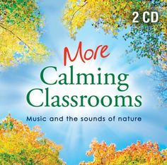 Calming music for classroom. Website lets you play the music at no cost. Love this.