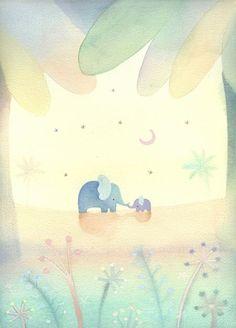 Dubravka Kolanovic - baby elephant.JPG