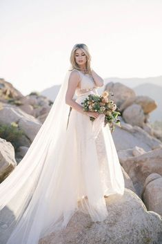 1960d367f932a We traveled to Joshua Tree National Park to create this bouquet for our  client Sydnie's bridal