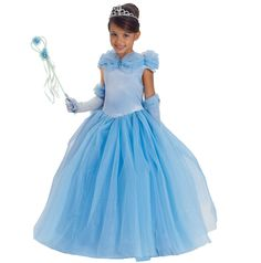 Blue Princess Cynthia Child Girlu0027s Costume  sc 1 st  Pinterest & The 25 best Princess Costumes images on Pinterest | Infant costumes ...