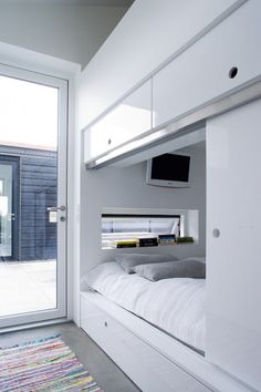 Small Space Alcove Beds