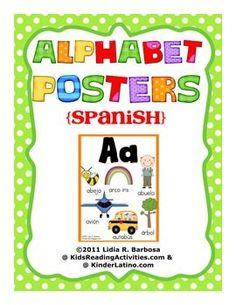 $200 Spanish Alphabet Teaching Tubs at Lakeshore Learning | Pre-K ...