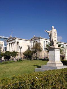 University in athens