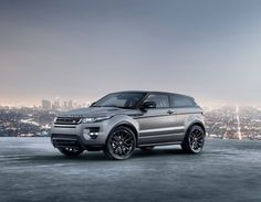 Range Rover Evoque Victoria Beckham Edition - not a fan of Range Rover, but this is one hott mommy mobile