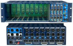 Radial Workhorse 500-Series Rack and Summing Mixer