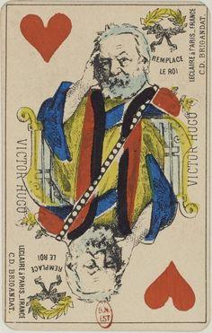 Jeu de cartes, 1880