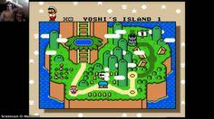 Super Mario World #1: ABBY CANT PLAY