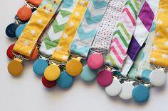 Porta chupetes #DaWanda #hechoamano #diseño #handmade #DIY #niños #bebes #juguetes #decoracióninfantil