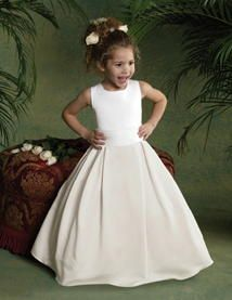 $30.00 flower girl dress overstocks. Call today while supply lasts.