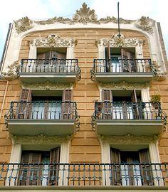 Barcelona - Poeta Cabanyes 071 b | von Arnim Schulz