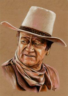 John Waine Portrait