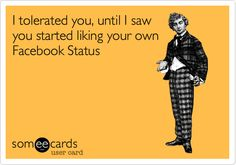 26 Best Liking Your Own Status Images Make Me Laugh Like You Funny