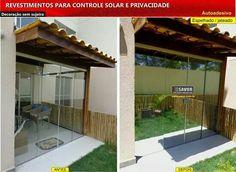 Revestimento para controle solar