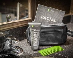 Use the It Works cleanser to improve your facial results! Ask me how to get this https://www.facebook.com/sandrine.minceur