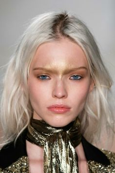 Beauty at Emilio Pucci Autumn (Fall) / Winter 2014