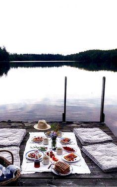 Lake Picnic