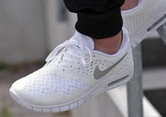 Nike Eric Koston 2 Max Total White
