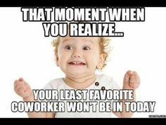 Some days I wish I worked alone.