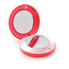 Espelho de Bolsa Com Led Ta Linda