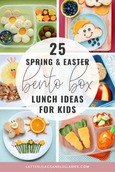 Your kids will love these creative spring bento box lunch ideas. Even the pickiest of eaters won't be able to resist the adorable designs. Lunch Box Recipes, Lunch Ideas, Baby Food Recipes, Home Meals, Kids Meals, Pumpkin Run, Bottles For Breastfed Babies, Gift Guide For Him, Bento Box Lunch
