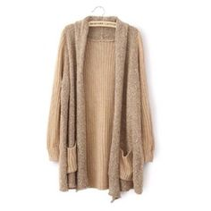 Knitted #cardigan