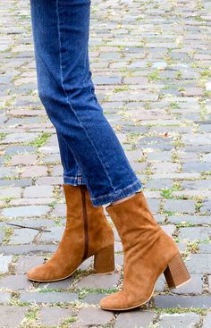 First real fall outfit shooting yesterday. In ♥ with my Vagabond booties