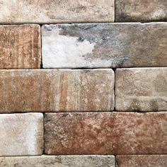 Masonry Old Street #porcelain #brick #tile