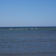 Playa Isla de las Gaviotas en Isla Cristina (Huelva)