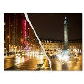 Found it at Wayfair - Colors Overnight by Philippe Hugonnard Graphic Art on Wrapped Canvas