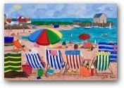 Sunshine and Sea Breeze, Elie SOLD  » Click to zoom ->