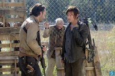 The Walking Dead Season 3 Episode 3x15   This Sorrowful Life   Promotional Photos