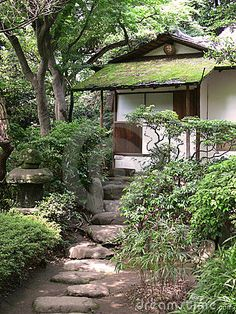 Old Japanese Tea House Copyright: Ermell