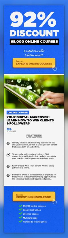 Your customers simply adore coupon codes no matter what the your digital makeover learn how to win clients followers communications business onlinecourses fandeluxe Gallery