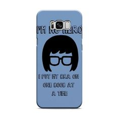 Bobs Burgers Tina on Butt Mountain iphone case