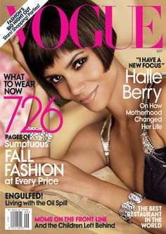 2010    Halle Berry  Photographed by Mario Testino