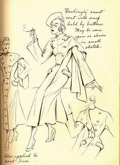VINTAGE ORIGINATOR FASHIONS PATTERNS BOOK - APRIL 1948