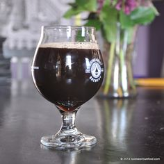 "Award winning blackberry stout recipe, ""The Bearded Lady"" 