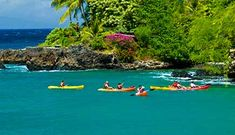 Maui Kayak Tour | Kayaking Maui